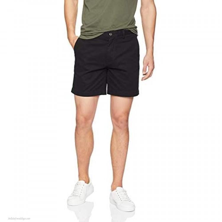 Essentials Men's Slim-Fit 7 Short Black 42