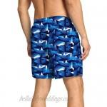 DIORLV Men's Swim Trunks Quick Dry with Mesh Lining Beach Shorts Bathing Suit Swimwear