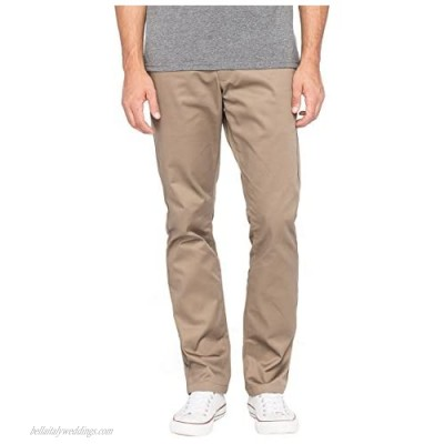 RVCA mens The Weekend Chino Pant