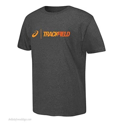 ASICS Mens Track and Field Tee Shirt