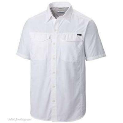 Columbia Men's Big Silver Ridge Short Sleeve Shirt
