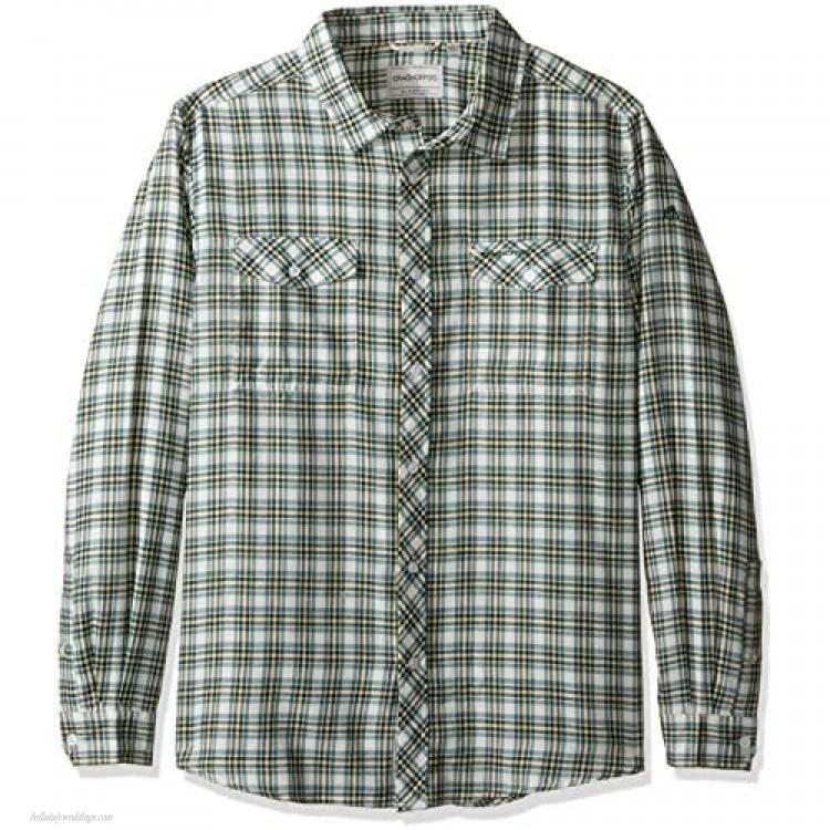 Craghoppers Kiwi Long Sleeved Check Shirt