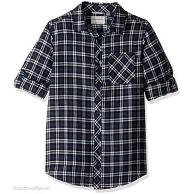 Craghoppers Men's Brigden Long Sleeve Check Shirt