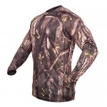 Master Sportsman Men's Base Layer HD Long Sleeve Shirt