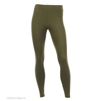 Neovic Mens Athleisure Ultra Soft Knit Yoga Pants Base Layer Casual Solid Leggings S-3XL