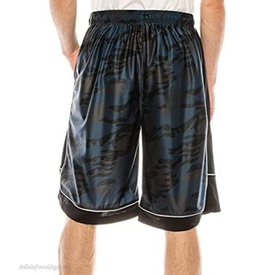 KlothesKnit Large Basketball Light Shorts with Two Pockets.