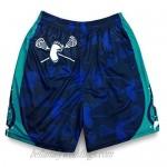 Premium Lacrosse Athletic Shorts   Abominable Laxman   Youth Large