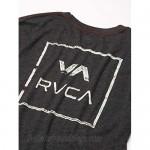 RVCA Men's Inside Out Short Sleeve Crew Neck T-Shirt
