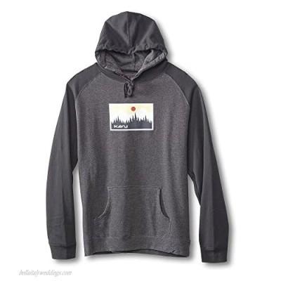 KAVU Men's Klassic Hooded Sweatshirt