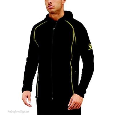 Merrell Men's Alpino Hoodie X-Large Black/Sulphur