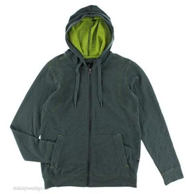 prAna Men's Barringer Full Zip Hoodie