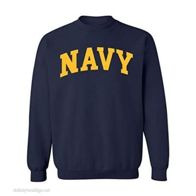 Military Gear Navy Training PT Crewneck Sweatshirt