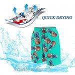 JSJJQWE Mens Swim Trunks with Mesh Lining Quick Dry Summer Fun Board Shorts Swimwear Casual Short
