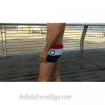 Taddlee Sexy Swimwear Men's Swimsuits Swim Board Surf Boxer Briefs Trunks Shorts