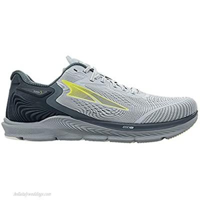 ALTRA Men's AL0A547F Torin 5 Road Running Shoe Gray/Lime - 9.5 M US