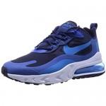 Nike Air Max 270 React Mens Ao4971-400 Size 9.5