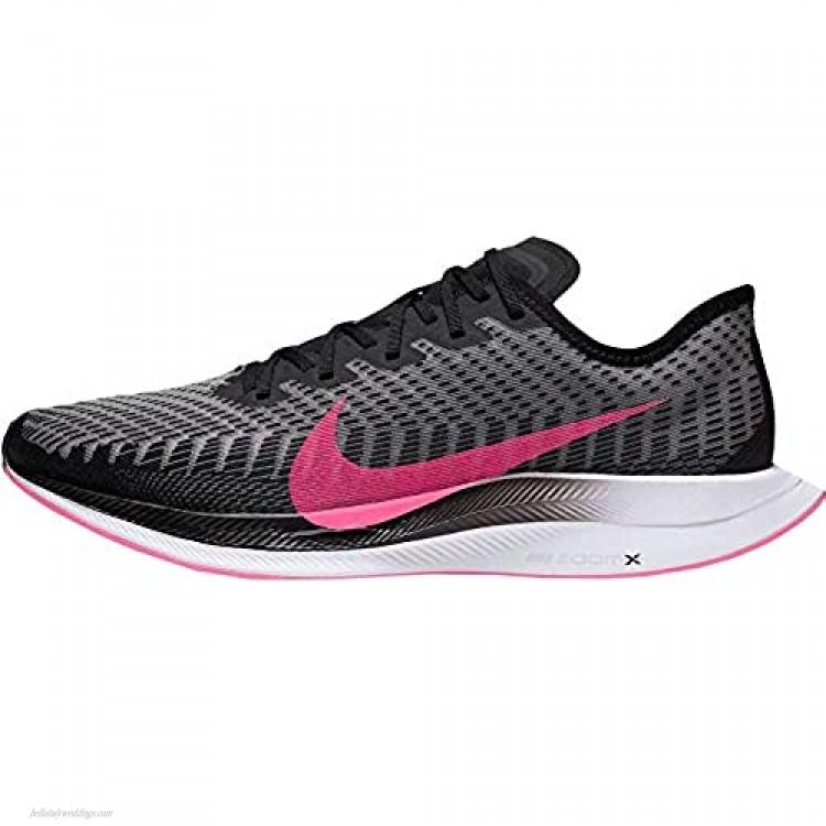 Nike Zoom Pegasus Turbo 2 [AT2863-007] Men Running Shoes Black/Pink Blast/US 10.5