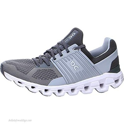 ON Running Mens Cloudswift Textile Synthetic Trainers
