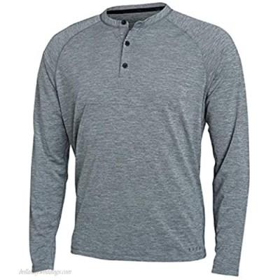 SITKA Gear Men's Hanger Work Long Sleeved Henley Shirt