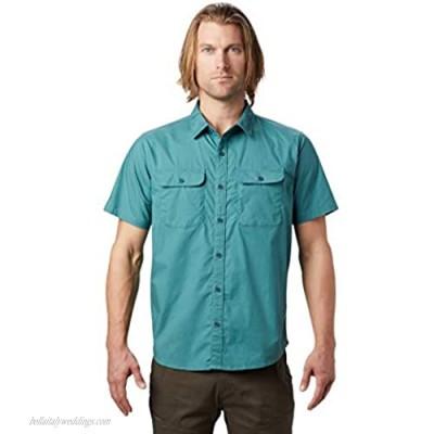 Mountain Hardwear Men's J Tree Short Sleeve Shirt