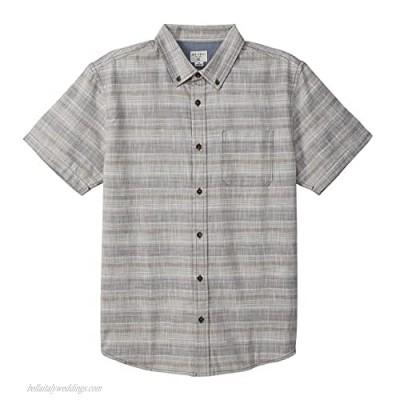 O'NEILL Men's Jack San O Short Sleeve Button Down Shirt