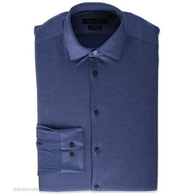 John Varvatos Star USA Men's Soho Slim Fit Dress Shirt
