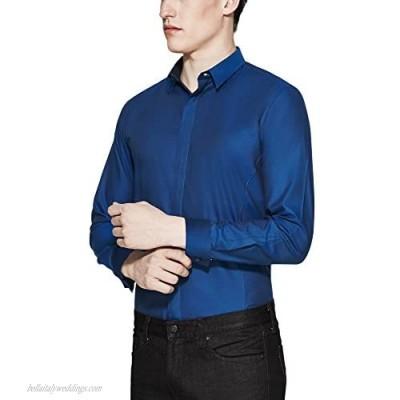 Vardama Men's Performance Water Resistant Shirt Fletcher